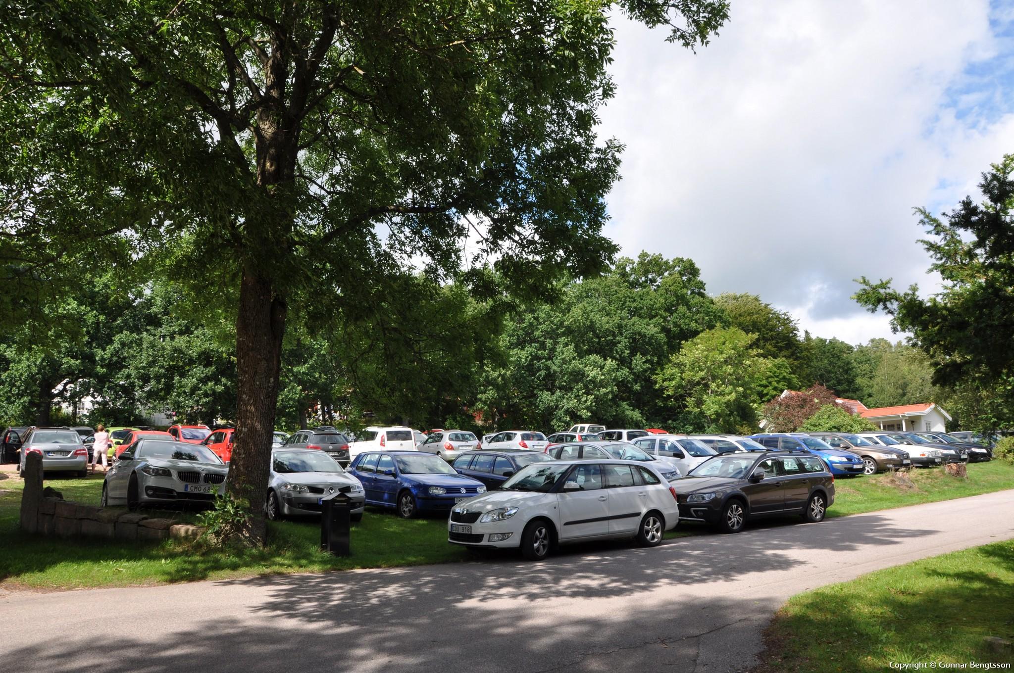 Många långväga kom till hembygdsgården 17 juli 2016