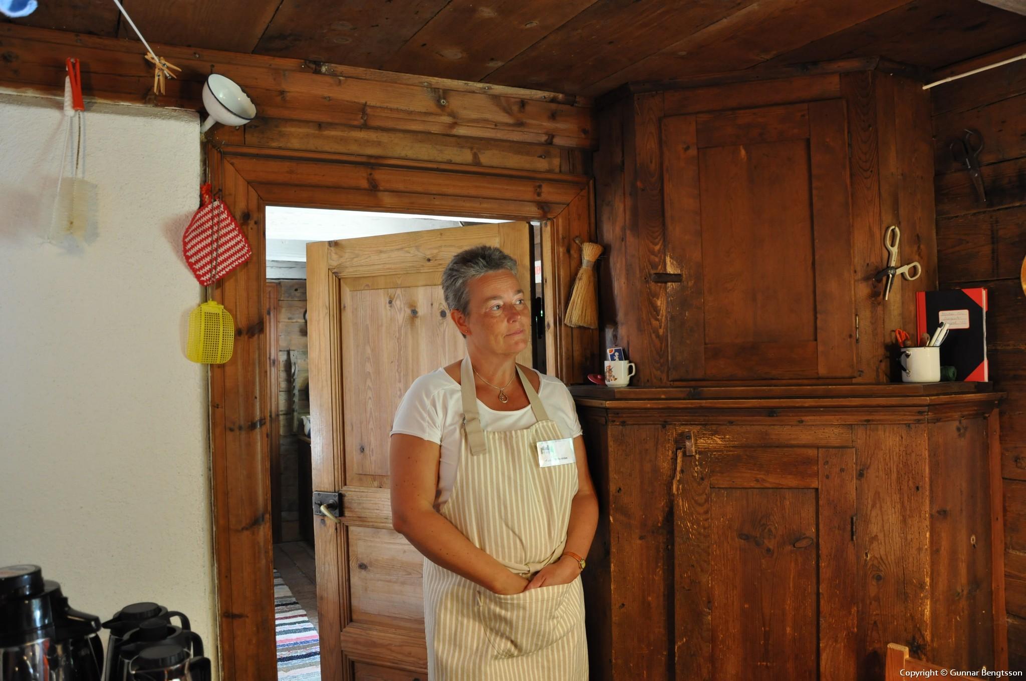 Cecilia i Kråkegårdens kök