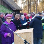 Barbro Ericsson kyrkokören 20130430