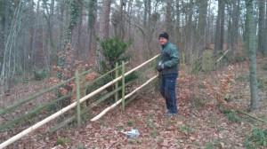 20131207 Lars-Erik Larsson lagar staket