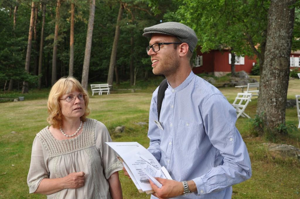 Karin Bengtsson o Daniel Svensson