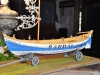 Skalenlig modell av räddningsbåten i Särdal