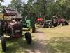 Gamla veterantraktorer