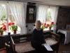 I Kråkegårdslängan kunde man se och höra om begravningsseder  genom Barbro Ericsson
