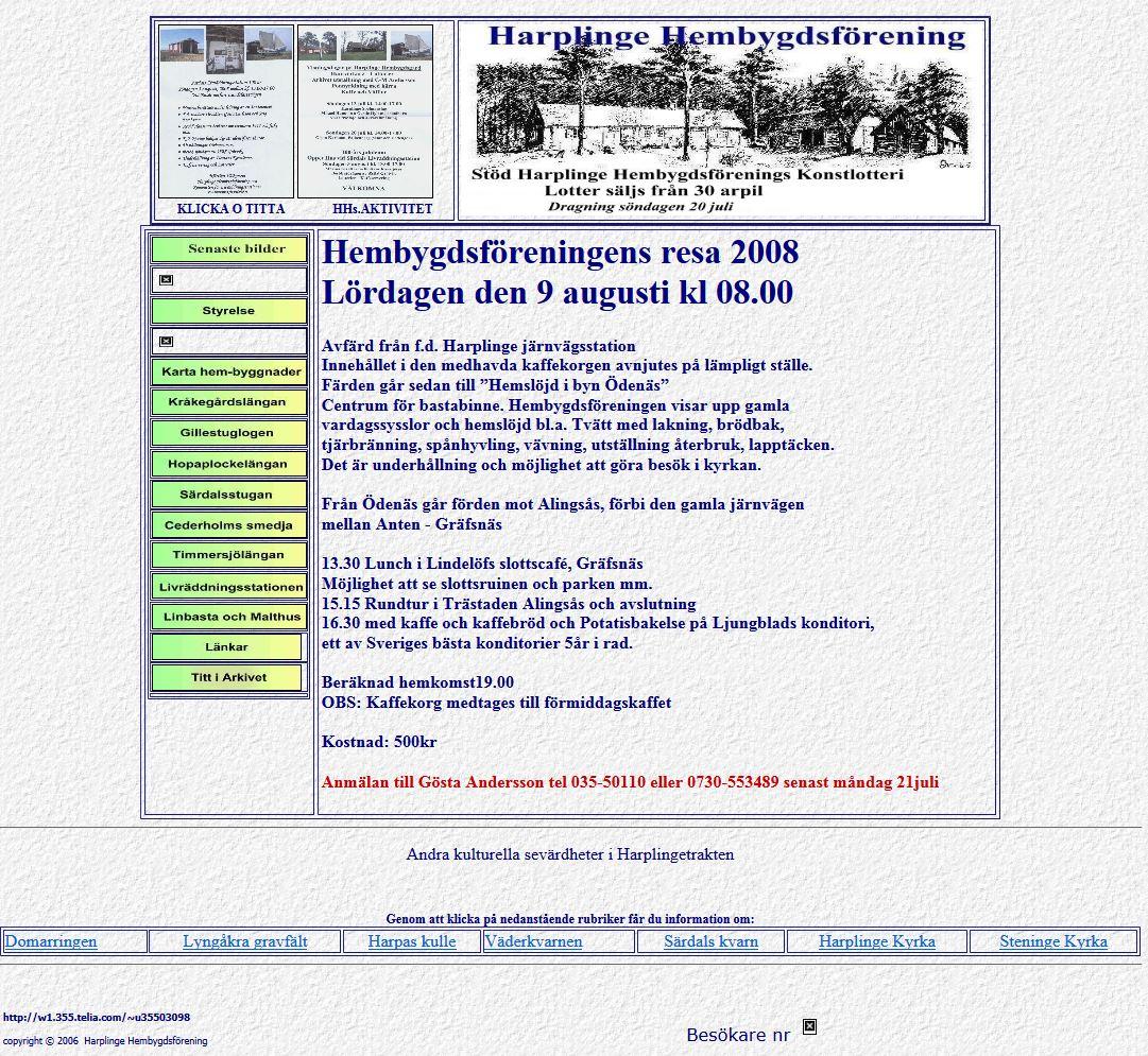 nostalgi hemsidan 2008